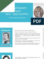 2 - B Martha Elizabeth Rogers