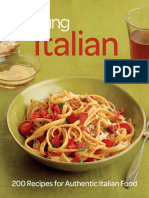 Fine Cooking Italian - 200 Recipes for Authentic Italian Food