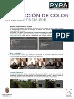Corrección de Color en AP