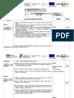 Planificação Área Integração 12º Ano 2012-13