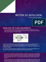 Motor de Repulsión