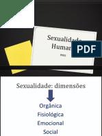 A Sexualidade