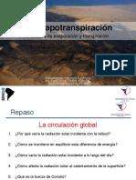 Evaporacion Transpiracion