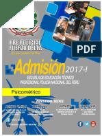 Examen Sicometrico de La Pnp