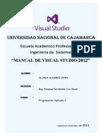 Manual de visual studio
