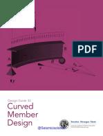 AISC Design Guide 33 Curved Member Design 2018