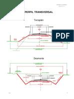 1- Perfil Transversal