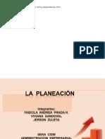 Planeacion en admnistracion