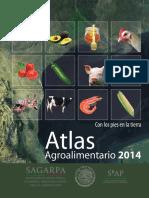 Atlas Agroalimentario 2014