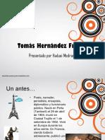 Tomas Hernandez Franco
