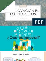 La Innovación en Los Negocios