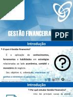 Gestão Financeira - Slide Aula 1