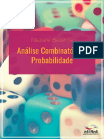 Livro-Parfor Analise CombinatA Ria