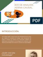 Cadena Causal Nueva