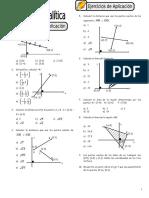 Geometría Analítica - Taller