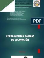 Herramientas Basicas de Escavacion