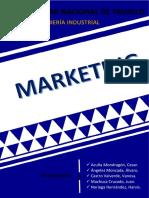 Plan de Marketing - Pastelería