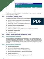 Cost Benefit Analysis Methodology