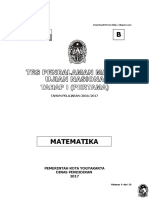 4.Soal Tpm Mat Put i Paket b 2016 2017