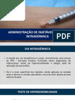 Guia Para Diluição de Medicamentos Injetáveis - HU_UFGD - 1ª. Edição