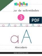 2.- Cuadernillo Del Abecedario