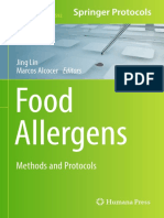 Food Allergens Methods and Protocols