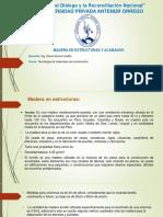 Usos de La Madera en La Construcciongrupo 7 (1)