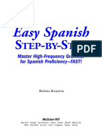Easy Spanish Step by Step PDF