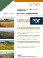 Agro y Cambio Climatico