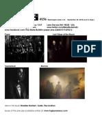 Metal Bulletin Zine 156