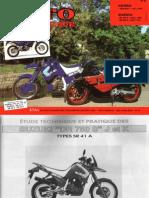 Werkstattbuch Suzuki DR750 S 88-89,DR800 S 90-97 (France)