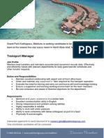 GPKD JobAd Transport Manager (1)