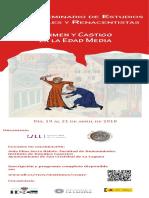 XXVIII Seminario Cartel