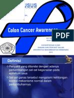 Imunologi Kanker Usus