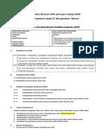 Contoh RPP Kur 2013 revisi