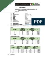 Informe de Kits de Evaluación Comunicación San Vicente Proceso