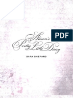 Alison's Pretty Little Diary