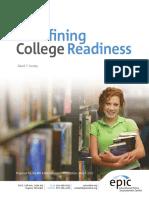 RedefiningCollegeReadiness.pdf