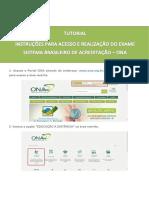 Tutorial Exame SBA - ONA Edição Agosto.pdf
