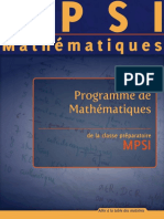 ProgMPSI M13 Tab