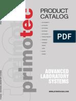 primotec product catalogu