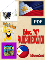 Politics in Education