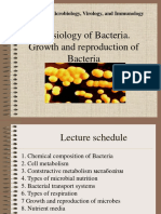 02 Physiology of Bacteria