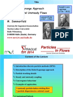 Sommerfeld Lecture3