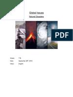 Natural Disasters v2