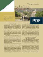 Antropología teológica latinoamericana