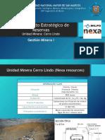 Presentacion Cerro Lindo GM1