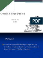 Chronic Kidney Disease in children = DR.MGM