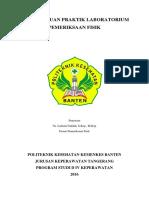 Buku Panduan Praktik Laboratorium