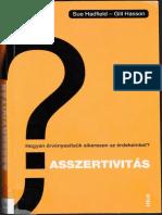 Gill Hasson, Sue Hadfield - Asszertivitás{haltap}.pdf